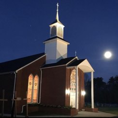 hanks chapel easter